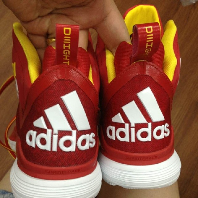 adidas D Howard 5 Houston Rockets (3)