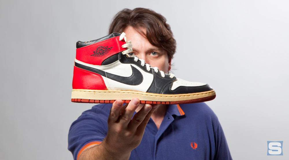 c4142092f3d How One Man Is Looking to Make a Fortune Off a Forgotten Air Jordan ...