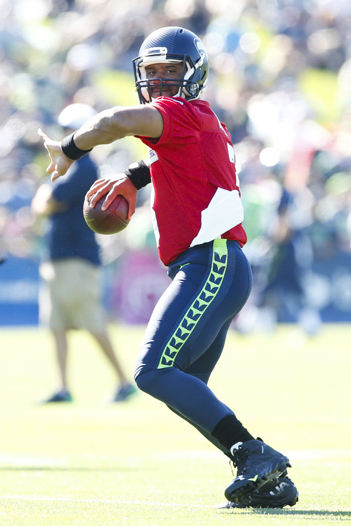 Could Russell Wilson Be Under Armour Bound? | Sole Collector