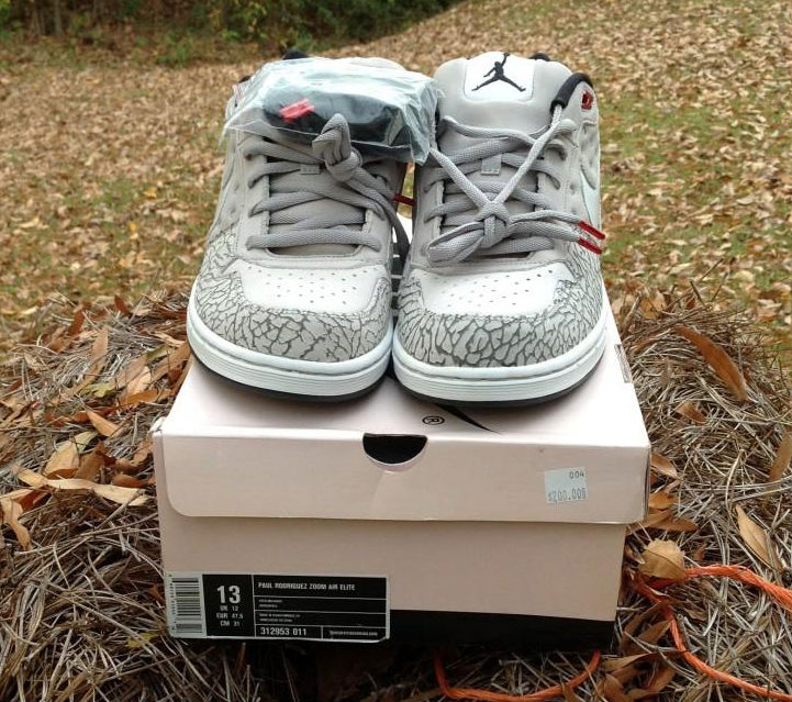Spotlight // Pickups of the Week 11.17.12 -Nike PRod Zoom Air Elite JRod by ShoesMatchDaHat
