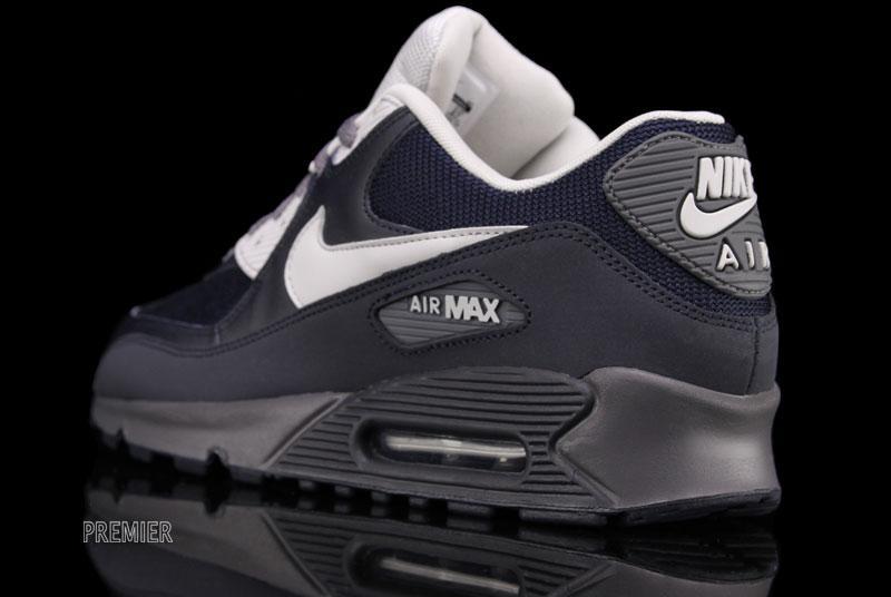 nike air max 90 dark grey