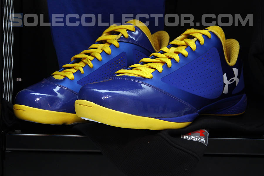 Under Armour Unveils 2011-2012 Basketball Footwear in New York City 27