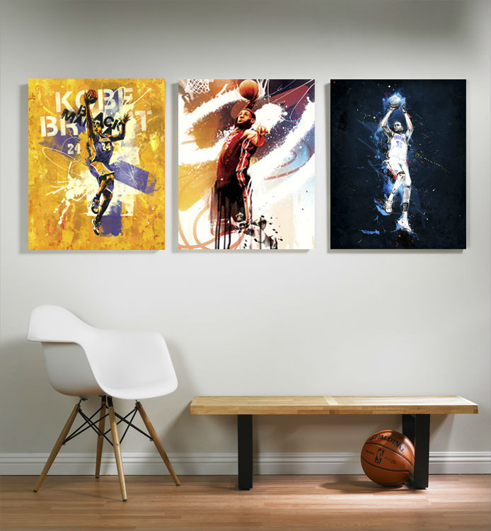 NBA Partners with RareInk for Art Collection (1)