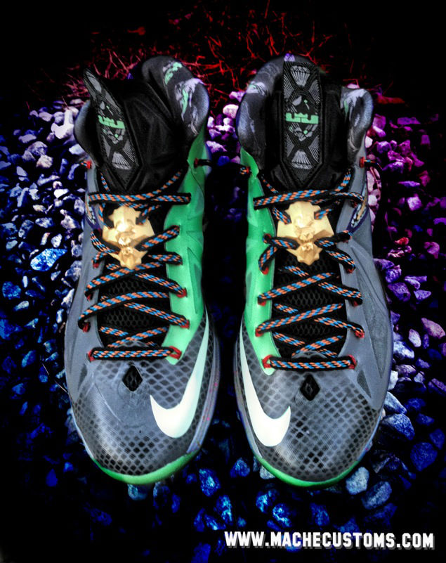 Nike LeBron X Mita by Mache Custom Kicks (4)