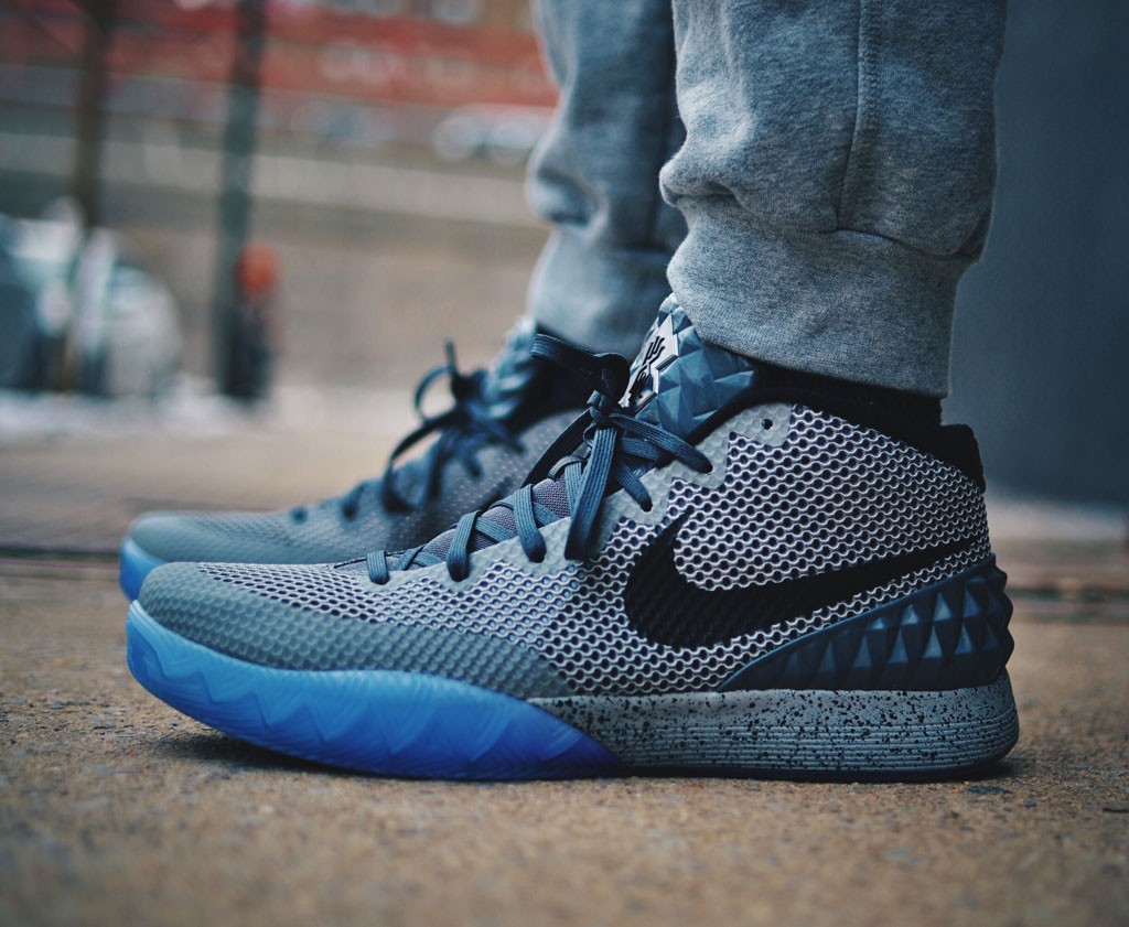 Jamrock84 wearing the 'All-Star' Nike Kyrie 1