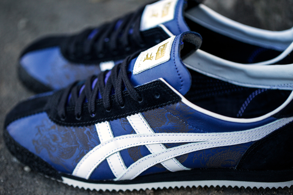 the best attitude c41c7 3442d Onitsuka Tiger Celebrates Bruce Lee's 75th Birthday With a ...