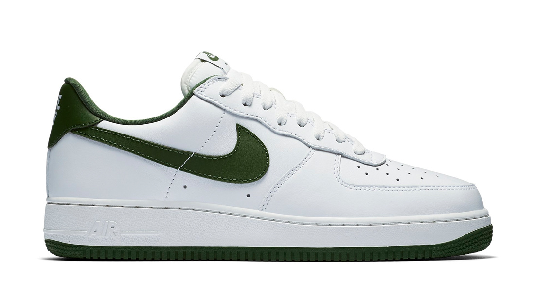 Nike Air Force 1 Low Forest Green Sole Collector Release Date Roundup