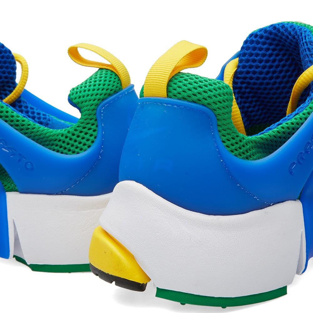 Nike Air Presto Brazil Heel