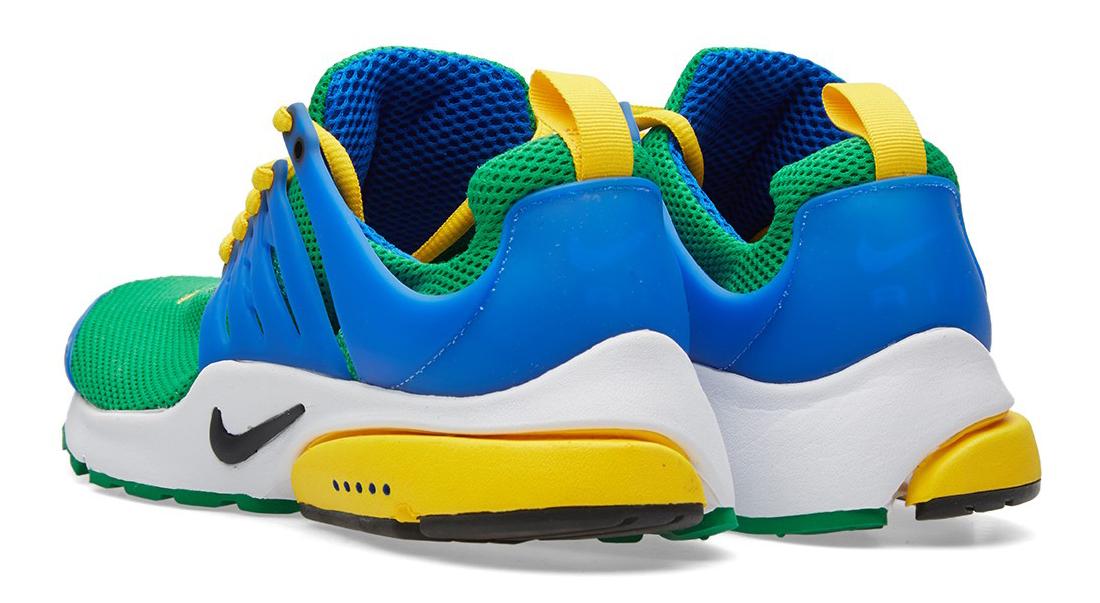 Nike Air Presto Brazil Back