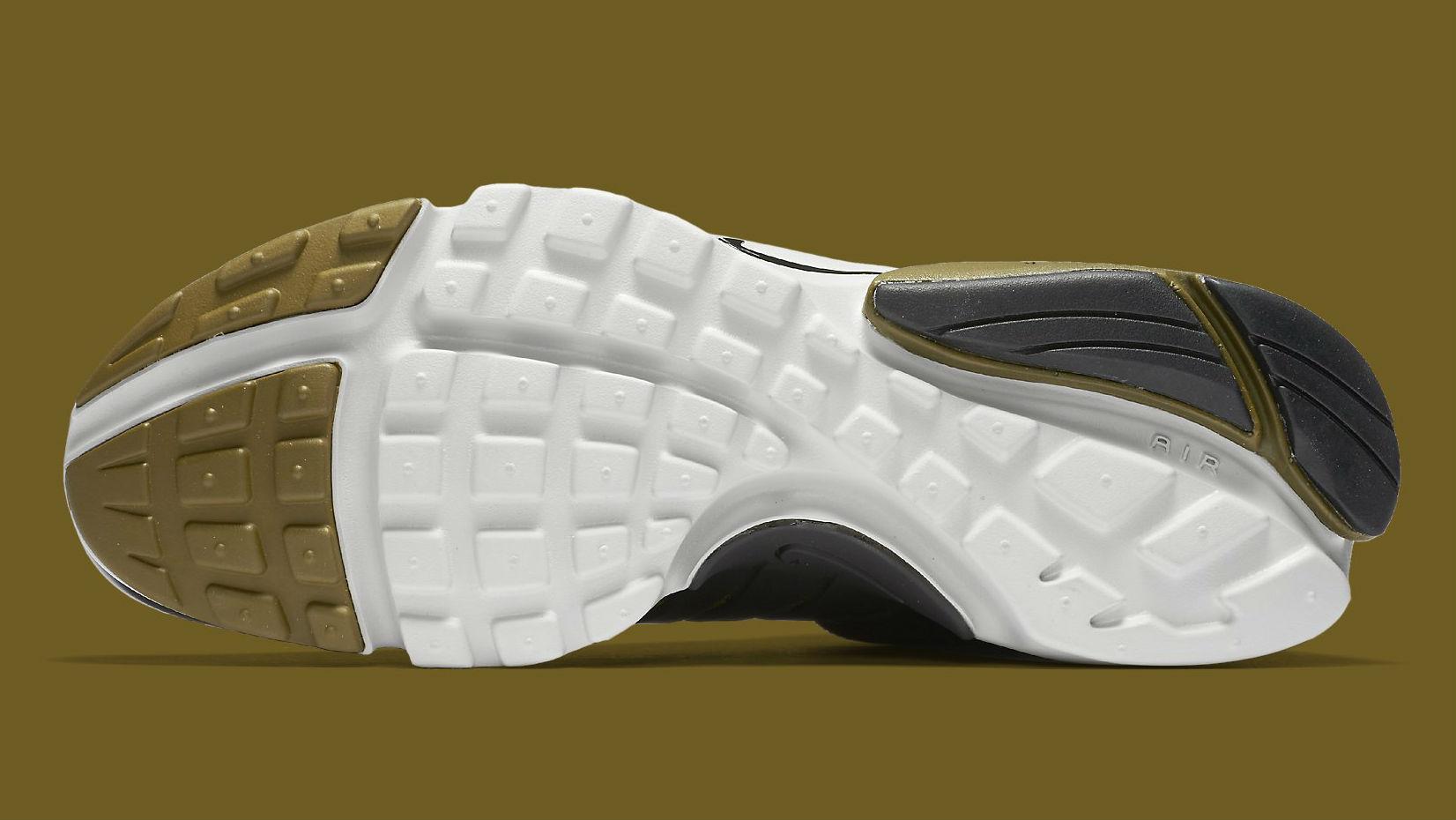 Nike Air Presto Ultra Flyknit Olive Flak Sole 835570-300