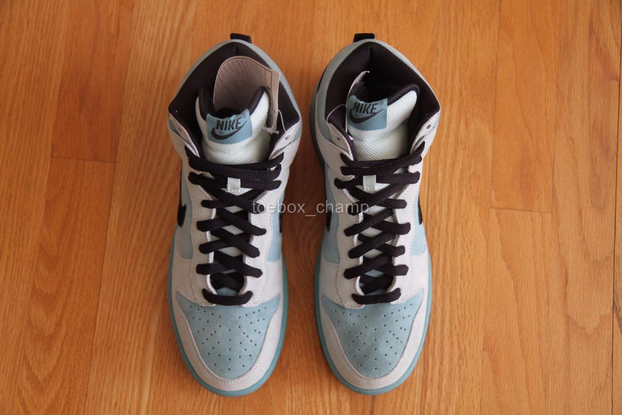 quality design 054a5 ff9c8 ... Nike SB Dunk High Sea Crystal Sample Sole Collector ...