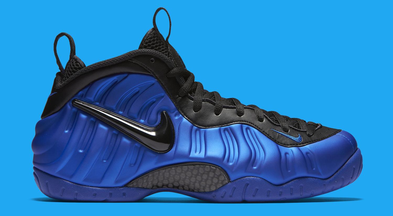 24147f38a61549 Nike Foamposite Pro Hyper Cobalt