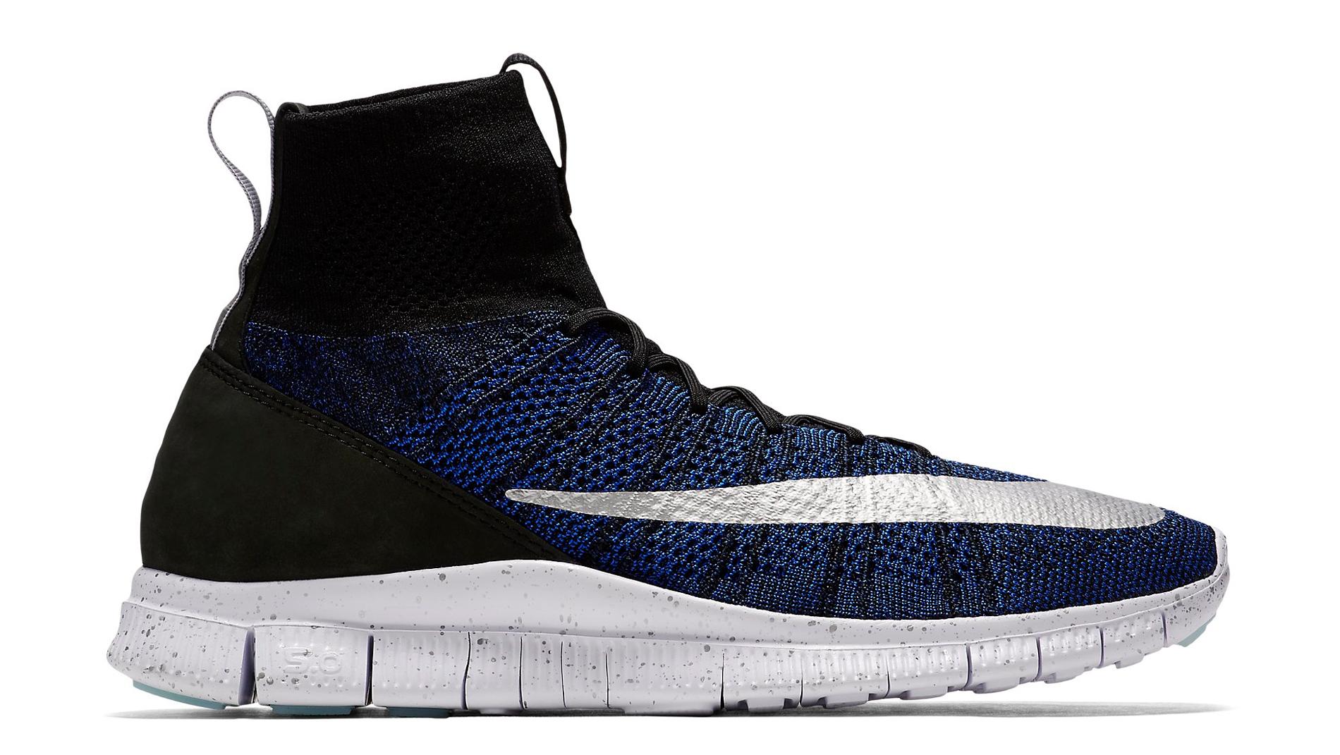 Nike Free Mercurial Superfly