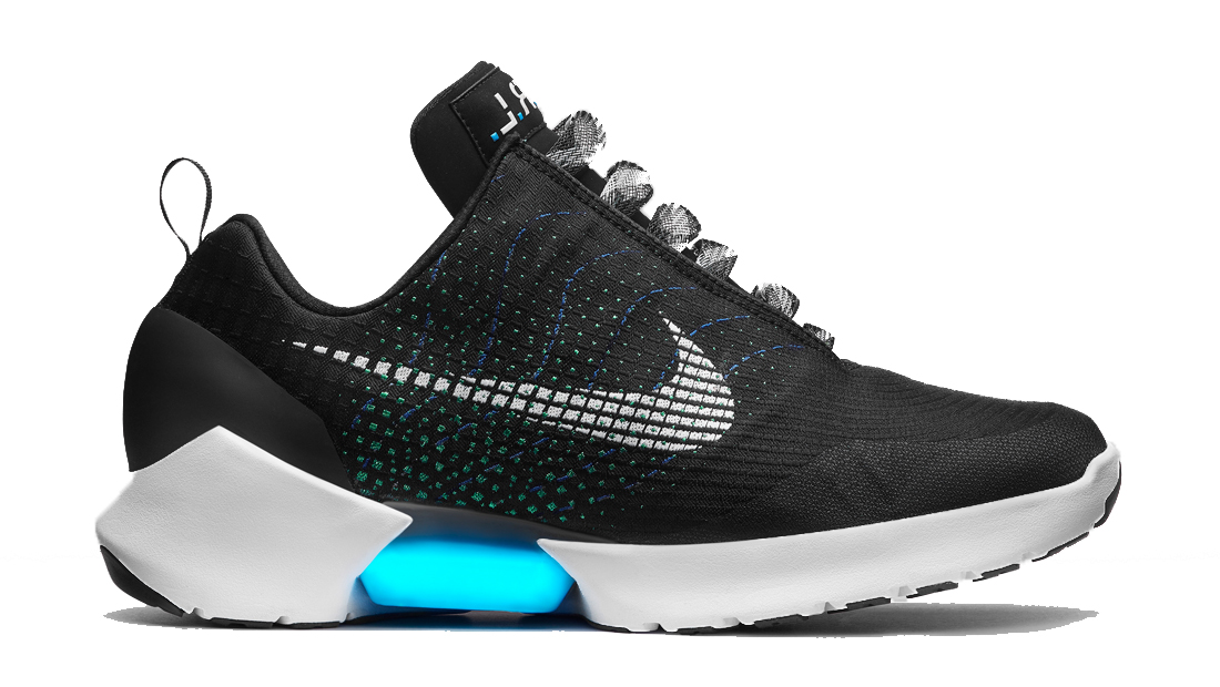 "Nike HyperAdapt 1.0 ""Black"" 