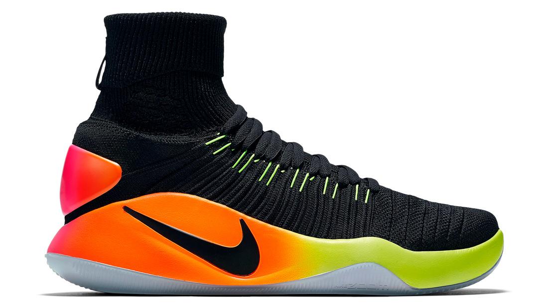 Nike Hyperdunk 2016 Flyknit Unlimited 2016 Olympics Basketball Sneaker