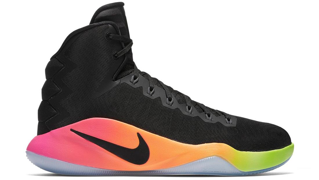 Nike Hyperdunk 2016 Unlimited 2016 Olympics Basketball Sneaker