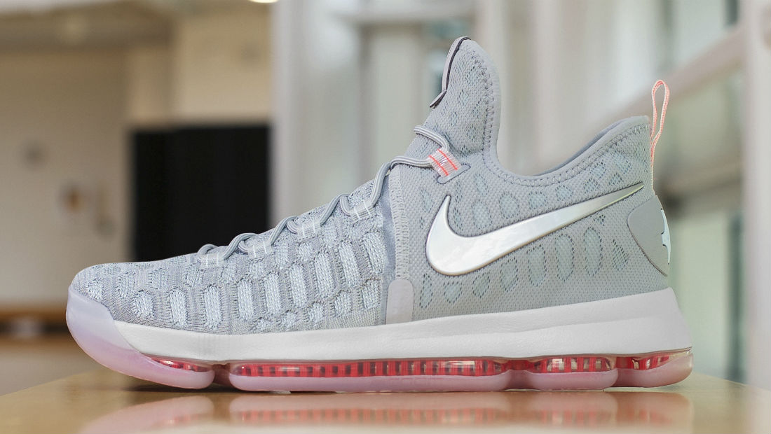 buy online 8ec7a a9f18 ... ix shoe pinterest red 2016 2016 rio and china dfff0 1aade  sale elite  pearl pink nike kd 9 cool greypink sole collector 80b6a cd4aa