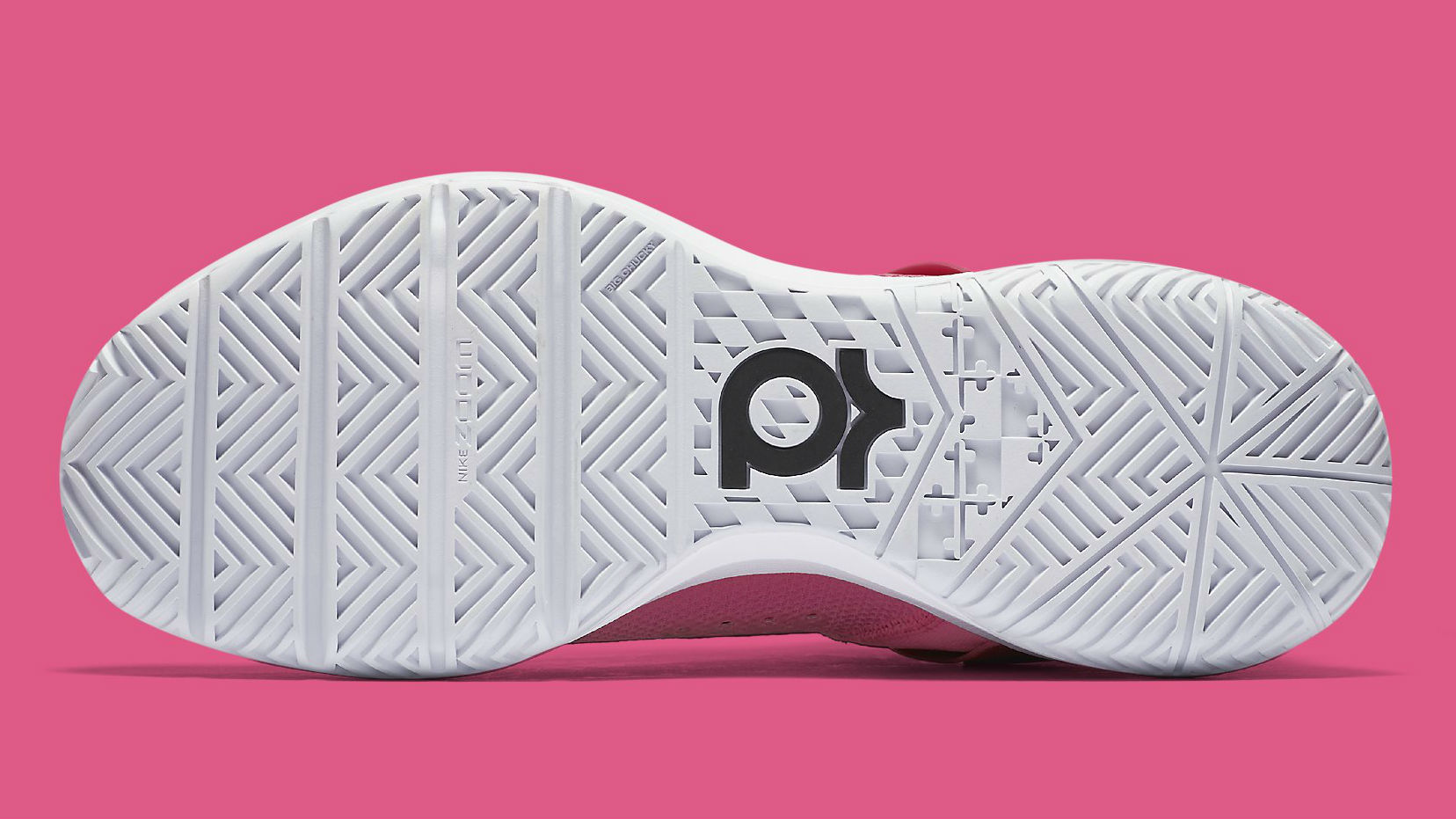 Nike KD Trey 5 IV Think Pink Breast Cancer Kay Yow Sole 844573-606