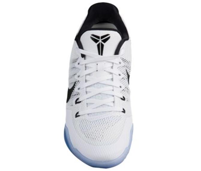 Nike Kobe 11 White Black Ice Top