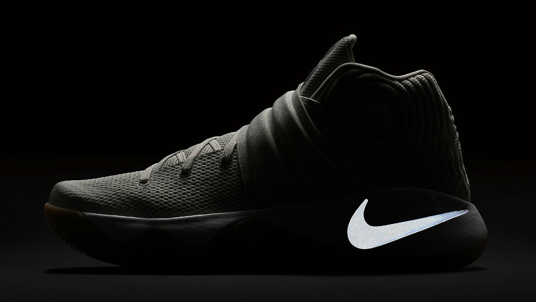 wholesale dealer ce632 4a809 Nike Kyrie 2 Summer Pack Reflective 819583-001