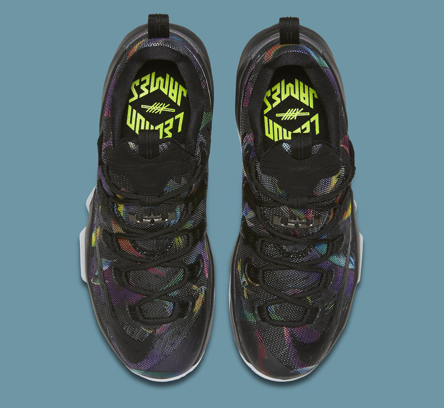 Nike LeBron 13 Low Birds of Paradise Top