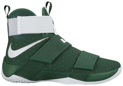 online store 92d30 695e9 Nike LeBron Soldier 10 TB Green