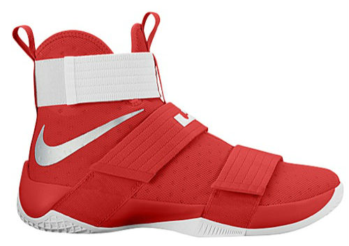 Nike LeBron Soldier 10 TB Red
