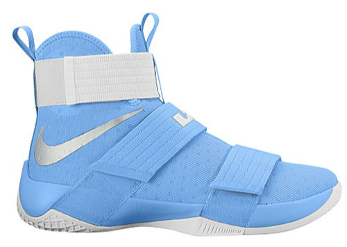 timeless design 07bbc fd24a Nike LeBron Soldier 10 TB University Blue