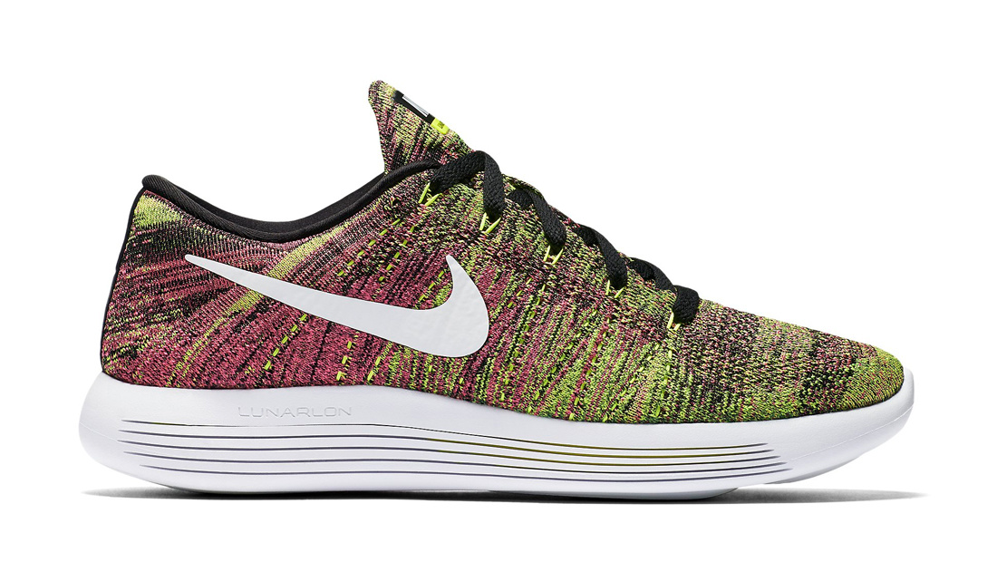 Nike LunarEpic Low Flyknit Unlimited in multicolor