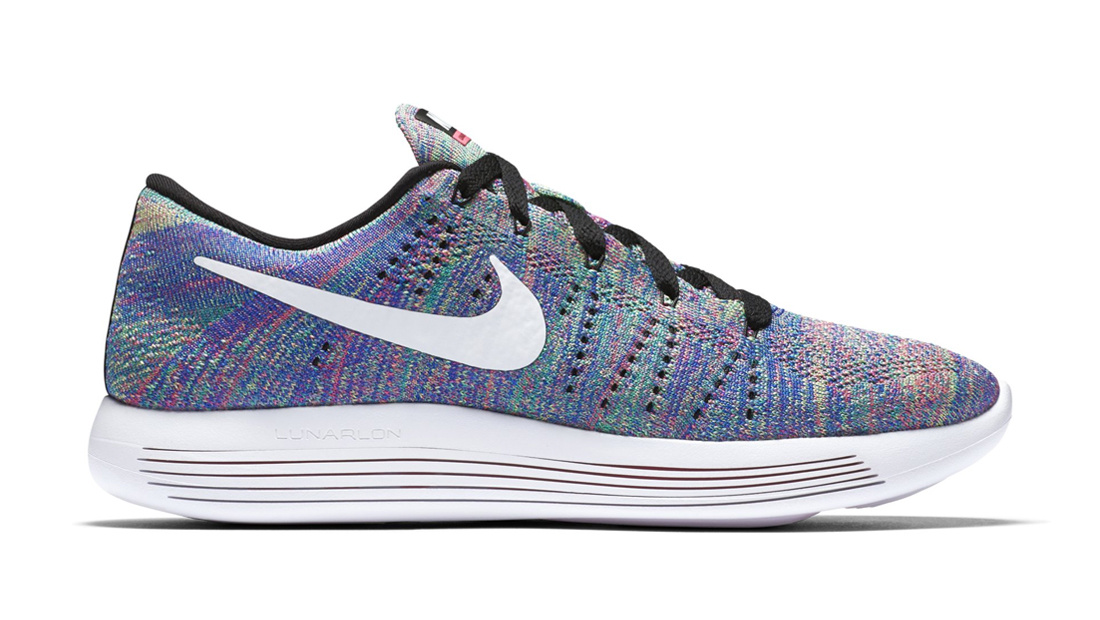 Nike LunarEpic Low Flyknit Women's Multicolor Sole Collector Release Date Roundup
