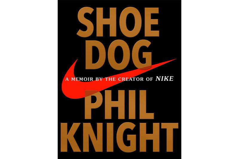 Shoe Dog Book Nike