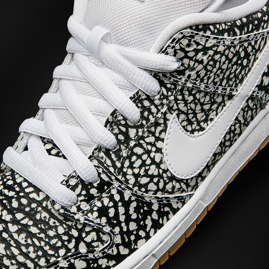 Nike SB Dunk Low Road Pack Detail