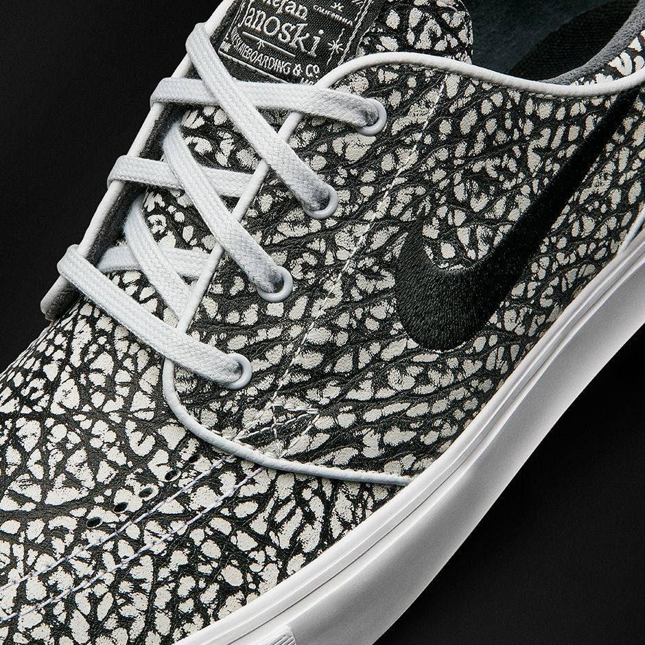 Nike SB Janoski Road Pack Detail