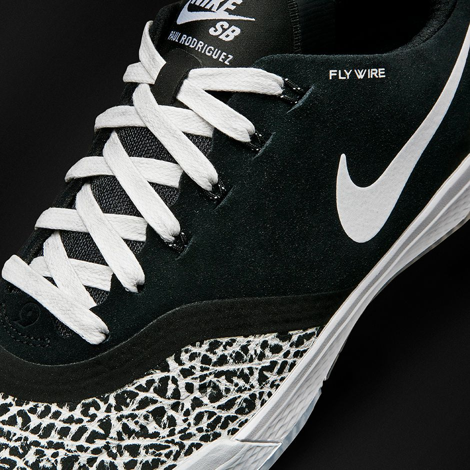 Nike SB P-Rod 9 Road Pack Detail