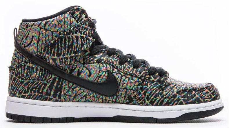Nike SB Dunk High Tripper Pack Medial 313171-029