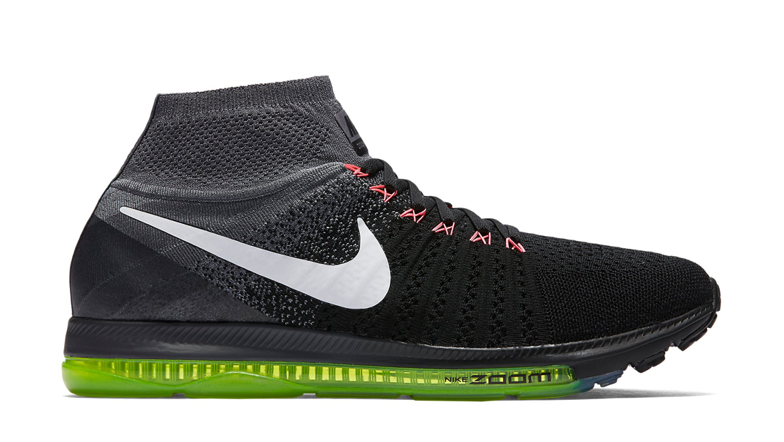 Nike zoom all out flyknit quot black cool grey quot nike sole collector