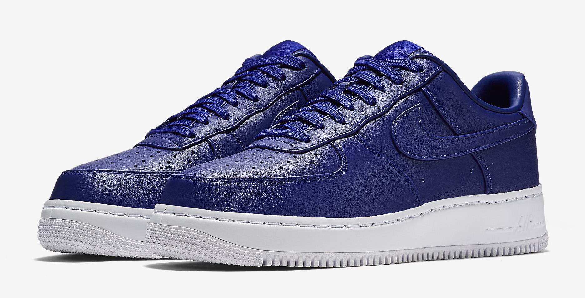 NikeLab Air Force 1 Concord 555106-402