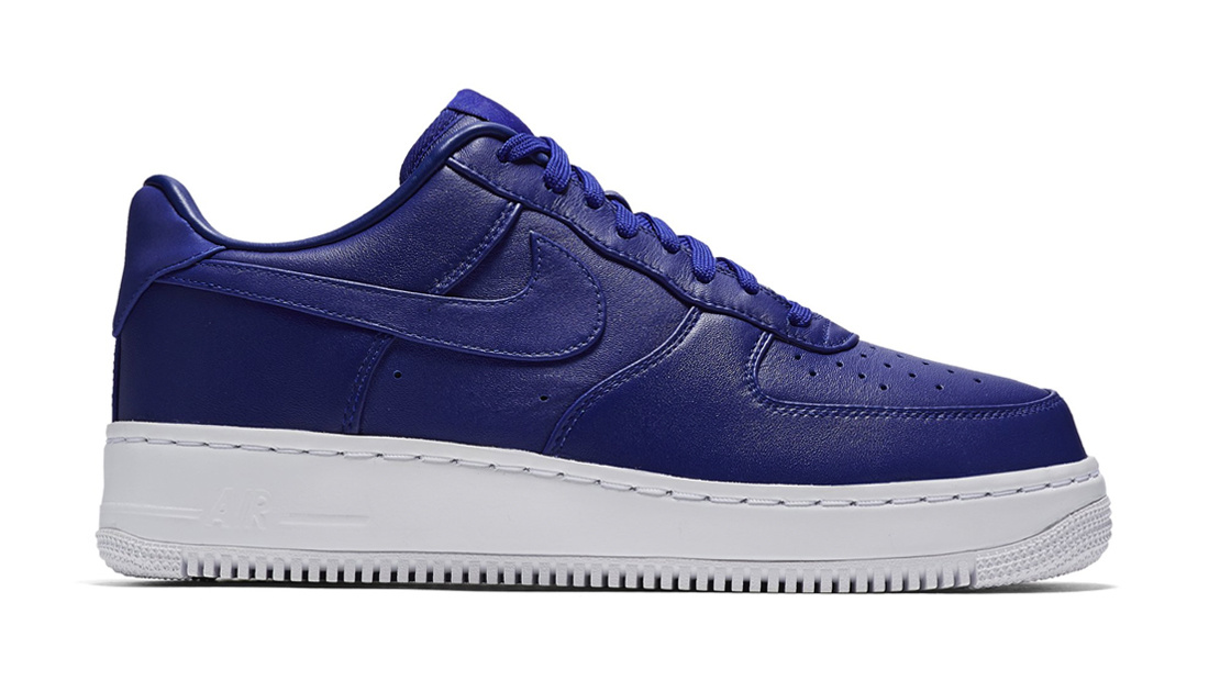"NikeLab Air Force 1 Low ""Dark Concord"" Sole Collector Release Date Roundup"