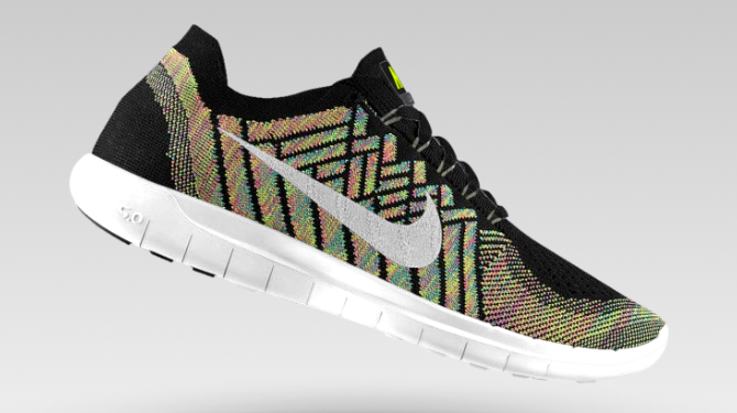 big sale e3312 d8fbc Build Your Own 'Multicolor' Nike Flyknits | Sole Collector