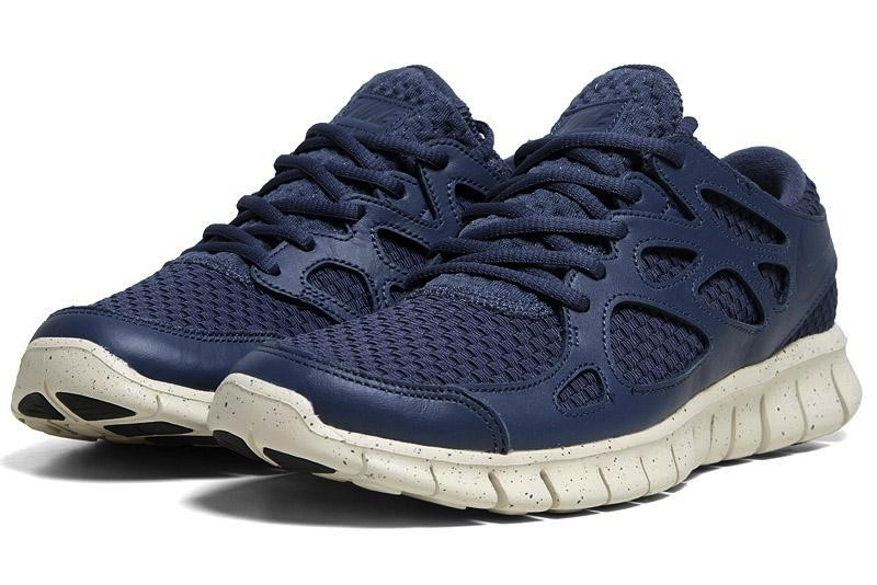 Nike Free Run+ 2 Woven NRG Squadron Blue | Sole Collector