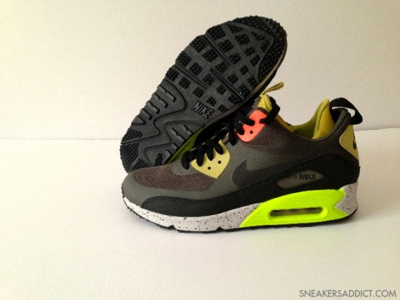 watch 962f0 fb4e5 Nike Air Max 90 Mid No-Sew - Upcoming Colorways | Sole Collector