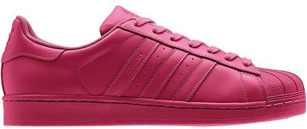 adidas Superstar Pride Pink/Pride Pink-Pride Pink