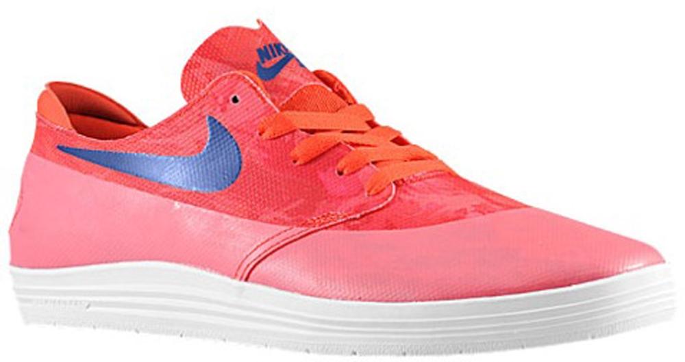 Nike Lunar One Shot SB Light Crimson/Deep Royal Blue