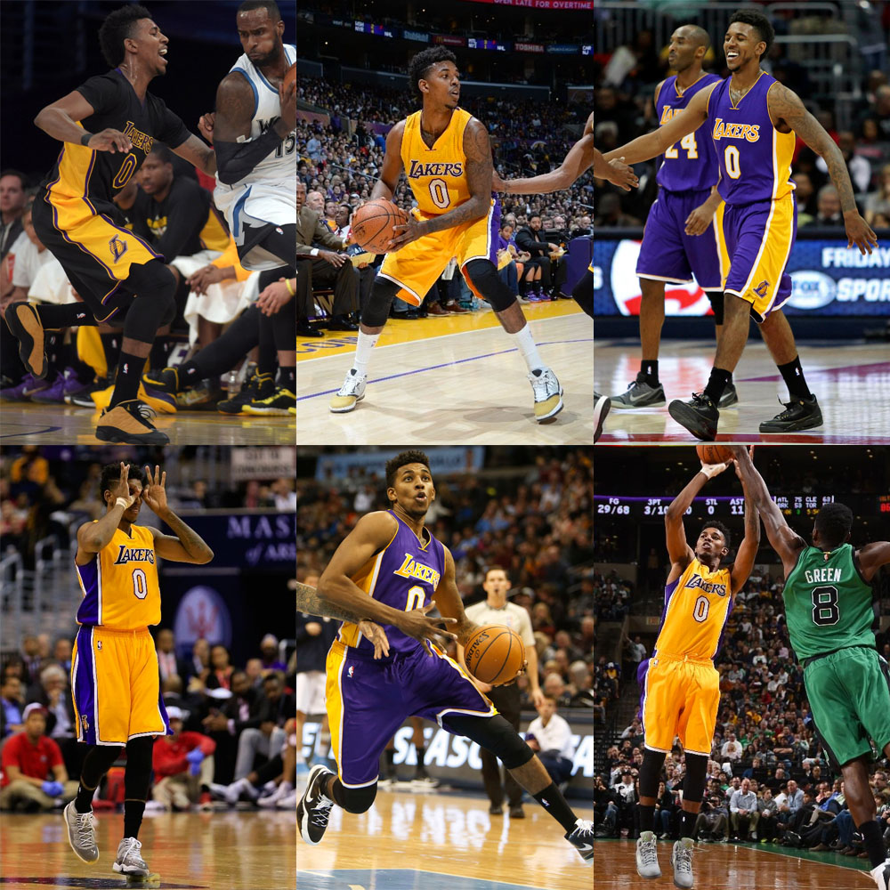 NBA #SoleWatch 2015 Power Rankings: #3 Nick Young