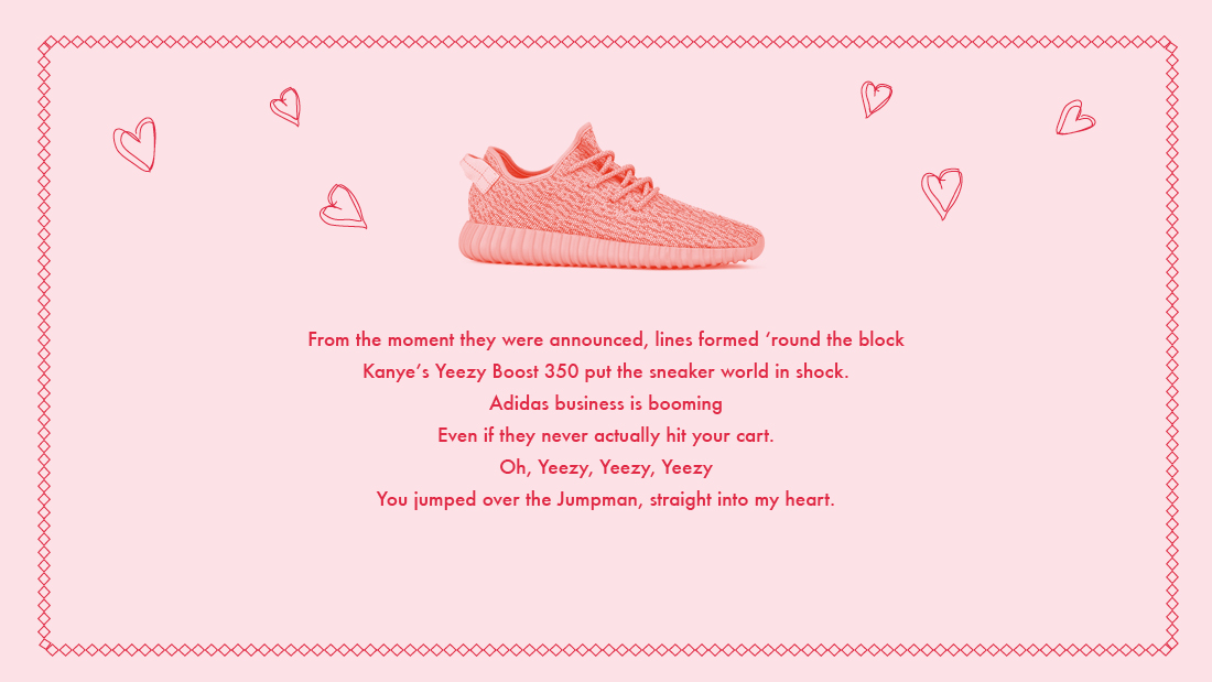 Love Letters To Our Favorite Sneakers