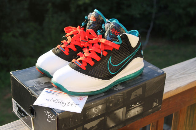 Spotlight // Pickups of the Week 7.28.13 - Nike LeBron VII NFW Red Carpet by g0dsg1ft