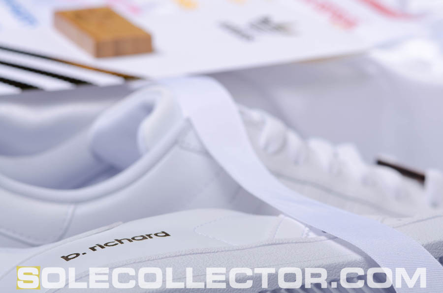 adidas Originals Customized Icon Kit for Sole Collector