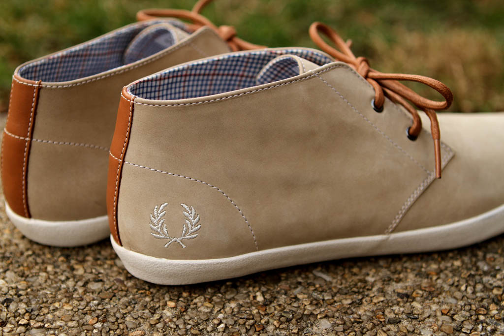 acheter pas cher a4146 681c6 Fred Perry Byron & Foxx - April 2012 | Sole Collector