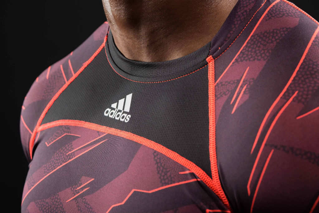 adidas Training & Robert Griffin III Blow Up (1)