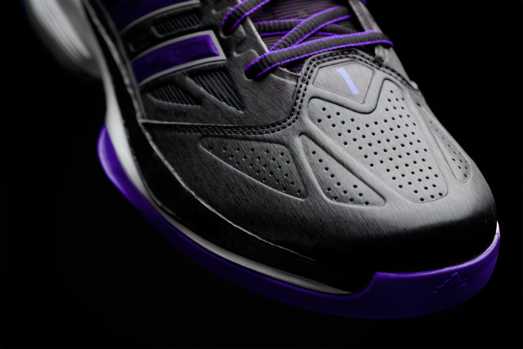 adidas D Howard Light Away Black Purple (3)